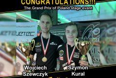 MEZZ:ヴォイテク・シェフチェクが「Grand Prix of Poland stage event」で優勝!