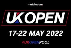 マッチルームスポーツ:22年5月、「UK オープン」開催!
