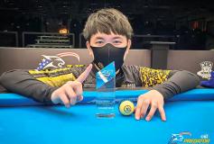 "Predator US Pro Billiard Series:""ラスベガス・オープン""はウー・クンリンが優勝!"