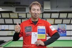 グランプリイースト第7戦東北予選:鈴木淳、4戦連続!