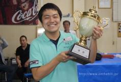 グランプリウェスト'15第4戦:稲川雄一公式戦初優勝!