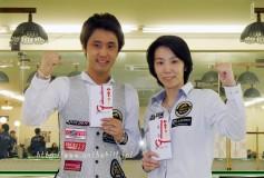 関西オープン'16:女子は河原連覇、男子は土方3勝目!