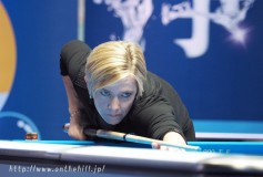 WPBA MASTERS 2016:アリソン・フィッシャー優勝!