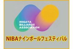 第11回 新潟NIBA ナインボールフェスティバル:【組合せ】