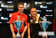EUROツアー・オーストリアオープン:ジャスミン&グレイが優勝!