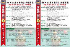 第16回 東日本山梨9ボール:要項