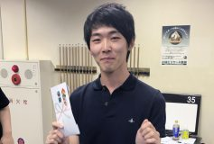 第8回 東日本TOKYOテンボール:小宮鐘之介優勝!