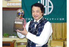 第49回 全日本47/2カードル選手権:町田正優勝