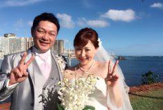 脇本尚希&曽根恭子、ご結婚おめでとうございます!