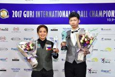 2017 Guri International 9-Ball Championship:R・アミット&劉政杰優勝!