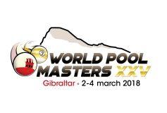 2018 World Pool Masters:来年3月、再びジブラルタルへ!