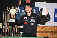 2018 グランプリウェスト第1戦:竹中寛優勝!