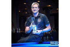 2018 World Pool Series 第1戦:デニス・グレイブ優勝!