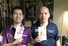 第12回 名古屋オープン:今年も優勝はA・リニング!
