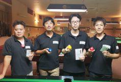 SPBC:第19回JAPAマスターズ静岡予選結果