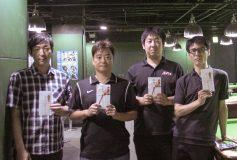 第9回 東日本Tokyoテンボール:喜島安広優勝