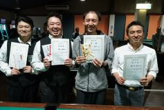 第4回 東日本栃木選手権:建川雄司優勝!