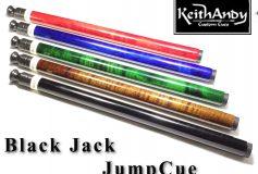 FOX:BlackJack Jump Cue、入荷!