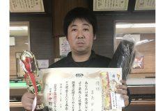 第16回 東日本埼玉9ボール:喜島安広、三連覇!今年のタイトル数は……