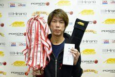 第43回 9-Ball Classic 10ボールチャンピオンシップ:青木聖優勝!