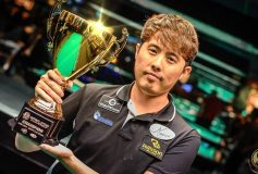 2019 WPA Players Championship:鄭喻軒優勝!アメリカで強い!
