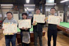 第29回 東日本宮城エキサイト9ボール:結果