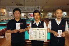 第17回 東日本IRCナインボール:結果