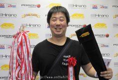 第44回 9-Ball Classic 10ボールCS:喜島安広、大会3勝目!