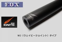 FOX:MEZZ IGNITE シャフト WJ用、入荷!