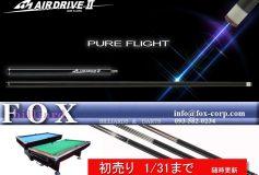 FOX:MEZZ AIR DRIVE 2、入荷!