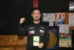 2020 グランプリウェスト第1戦:竹中寛優勝!