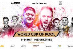 2021 World Cup of Pool:これまでの日露対決は……!?【YouTube】