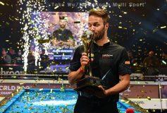 9ボール世界選手権 2021:アルビン・オーシャン、二度目の戴冠!