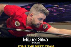 MEZZ:ミゲル・シルバがプロスタッフ入り!