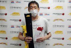 第45回 9-Ball Classic 10ボールCS:清水潮、初優勝!