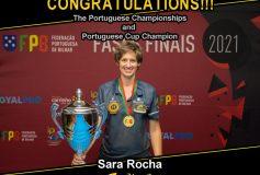 MEZZ:サラ・ロカが「Portuguese Championships」と「Portuguese Cup」で優勝!
