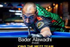 MEZZ:バドゥル・アルアワディがプロスタッフ入り!